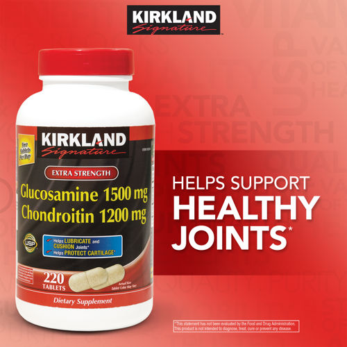 Extra Strength Glucosamin Chondroitin Suflate-
