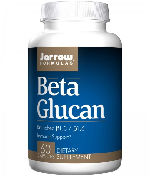 Beta Glucan Jarrow Fomulas 250mg-60 viên