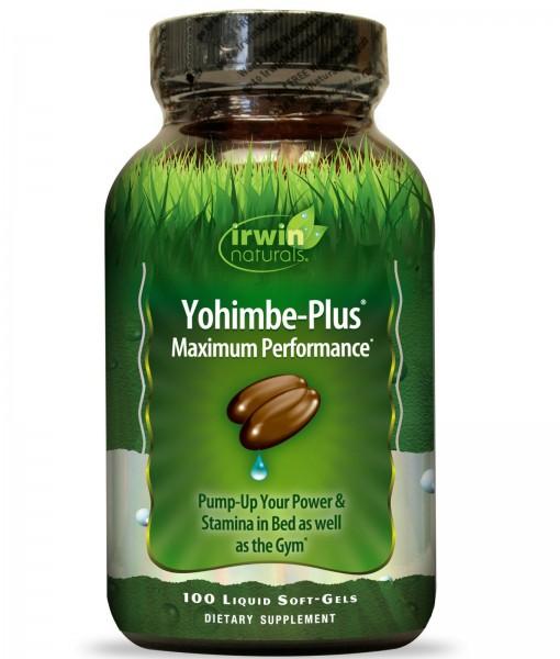 YOHIMBE PLUS MAXIMUM PERFORMANCE 100 VIÊN