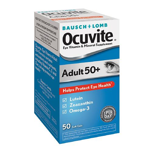 OCUVITE ® ADULT 50+ 50 VIÊN