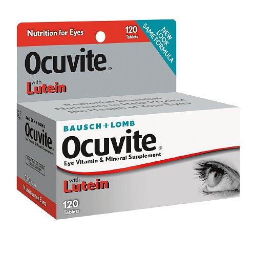 OCUVITE ® NUTRION FOR EYES 120 VIÊN