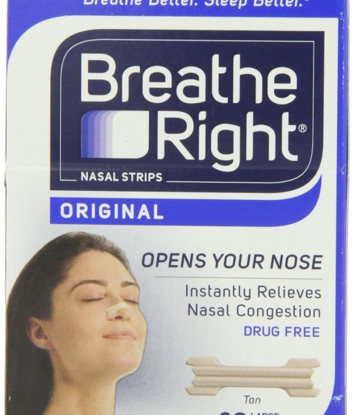 BREATHE RIGHT 30 MIẾNG DÁN