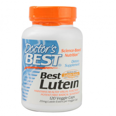 Best Lutein 20mg Doctors Best