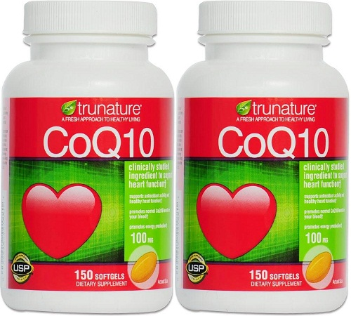 CoQ10 Trunature 100mg-150 viên