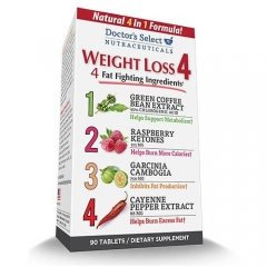 Doctor's Select Weight Loss 4 Dietary Supplement