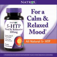 Natrol® 5-HTP Mood Enhancer 150 viên 100 mg