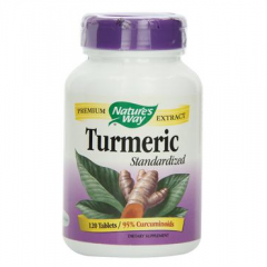 Nature's Way Turmeric , 120 viên