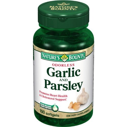 ODORLESS GARLIC AND PARSLEY 100 VIÊN