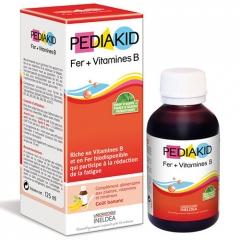 Pediakid Fer Vitamins B 125ml