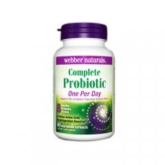 Webber Naturals Complete Probiotic, 60 viên