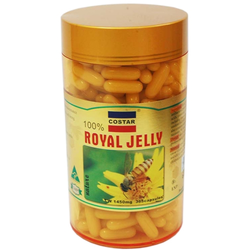 royal jelly costar
