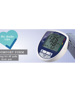 máy đo huyết áp bắp tay visomat comfort form