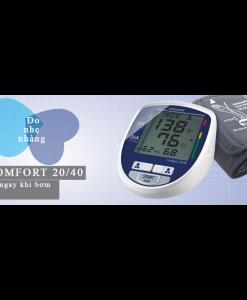 máy đo huyết áp bắp tay visomat comfort 20/40